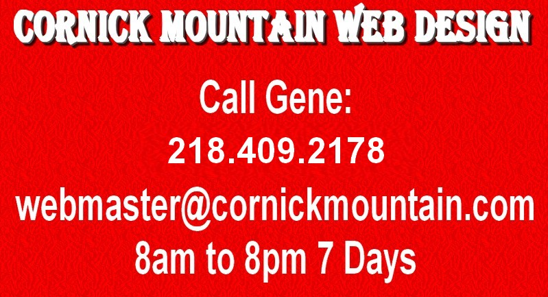 image of cornick mountain internet special information